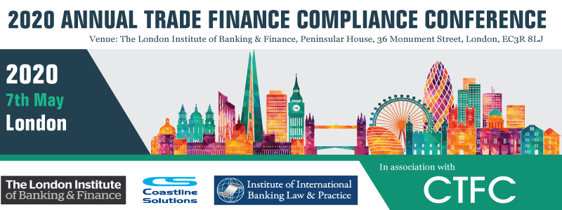 2020 Annual Trade Finance Compliance Conference - London