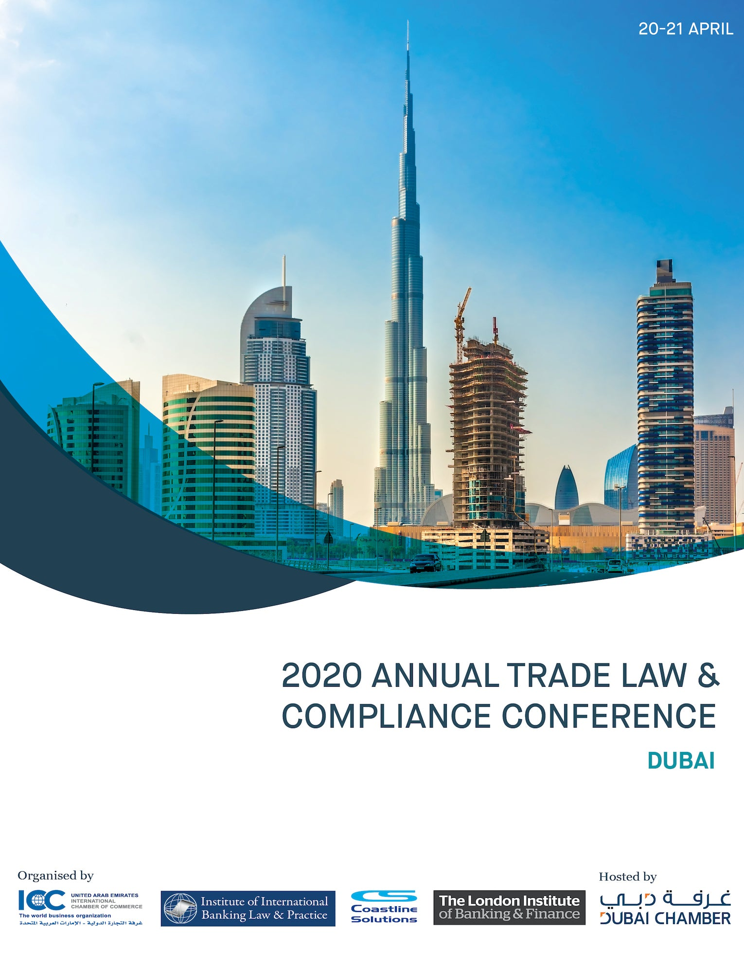 2020 Annual Trade Law & Compliance Conference - Dubai | 20-21 April