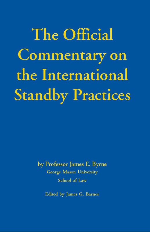 Official Commentary International Standby Practices