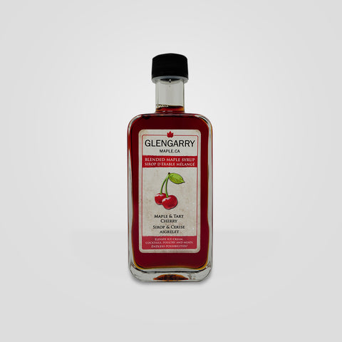 Tart Cherry Maple Syrup