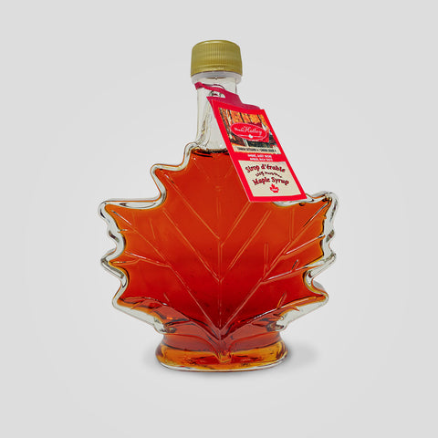 Maple Syrup - Maple Leaf Bottle