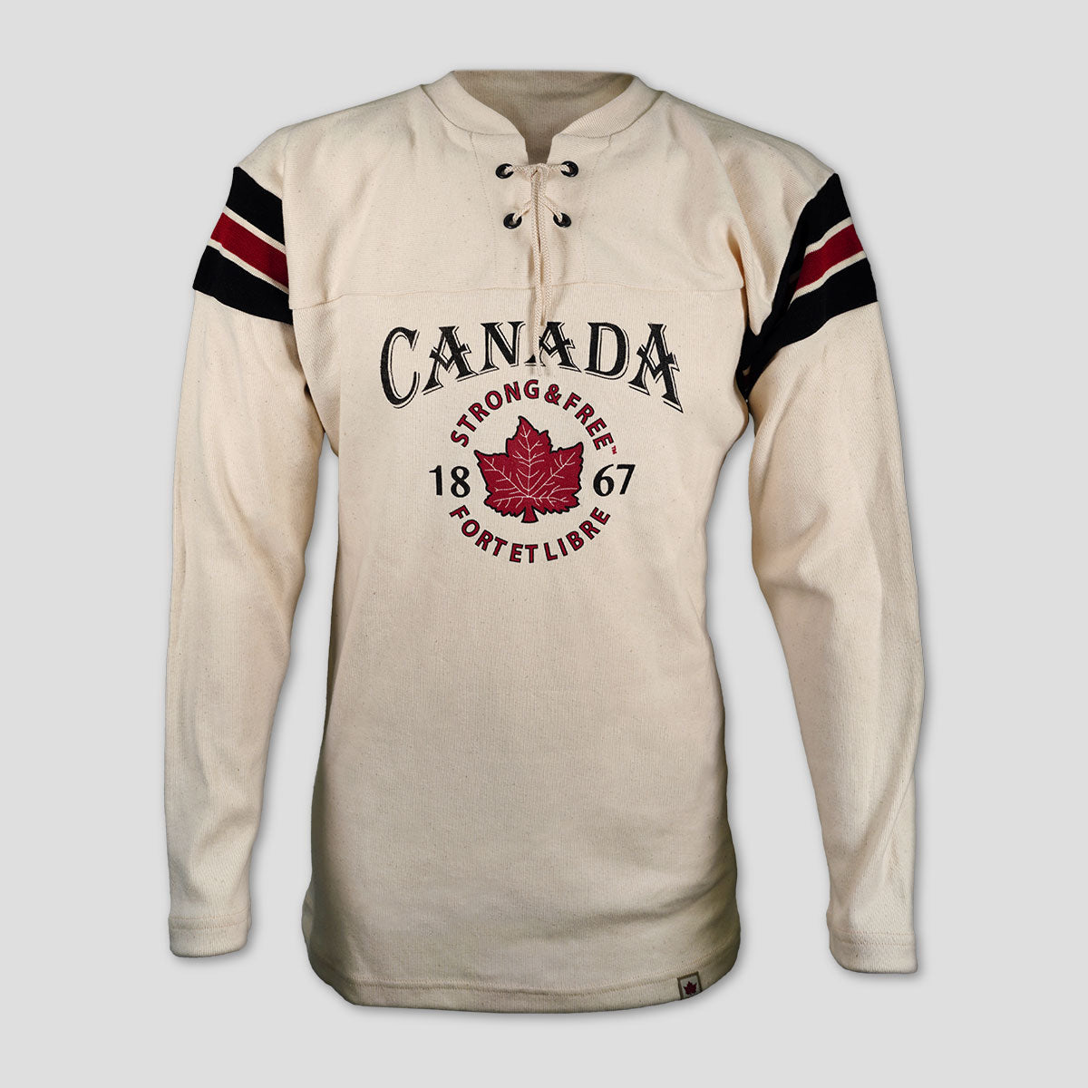 Strong & Free Heritage Hockey Jersey