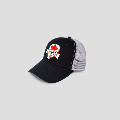 Canada Patch Mesh-back Ball Cap