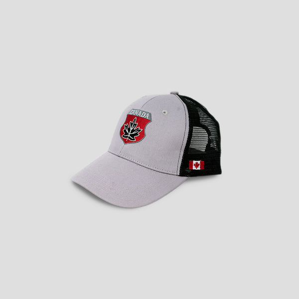 Canada Shield Patch Mesh-back Hat
