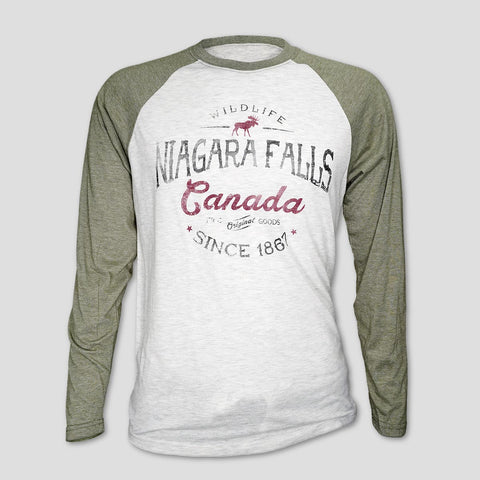 Niagara Falls Long-sleeved Shirt