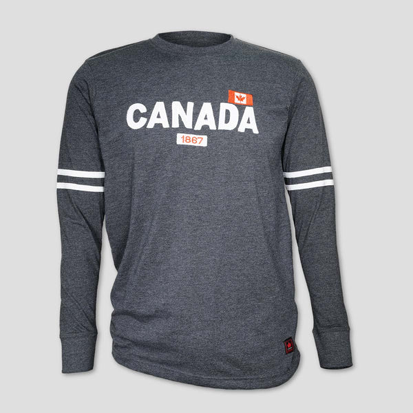 Classic Canada Long-sleeved Shirt