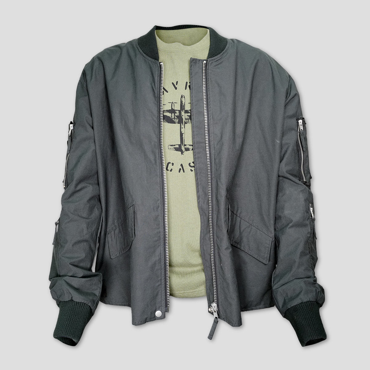 Summer Flying Jacket
