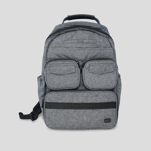 Puddle Jumper Backpack - Heather Grey