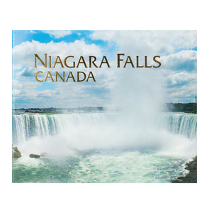 Niagara Falls Canada photo book cover