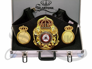 SARTONK Releases New WBA Super Champion Belt