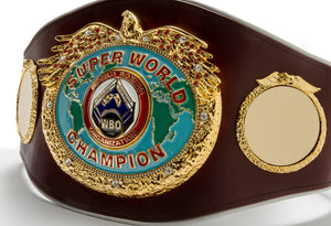 The World Boxing Organization's Super Champion Belt
