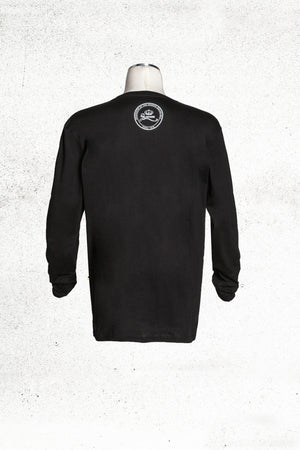 Men's Crew Neck Long-Sleeve Shirt