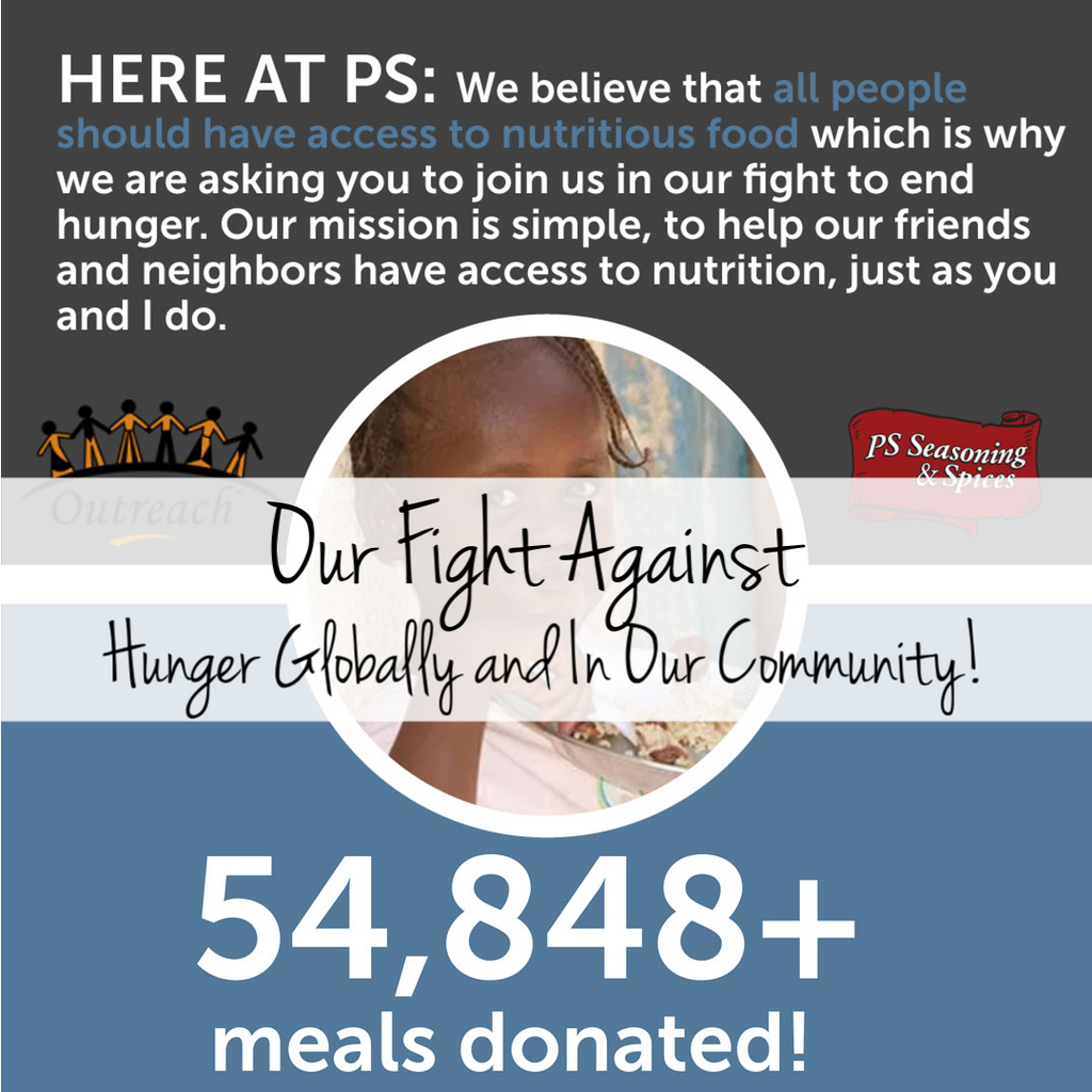 Our Fight Against Hunger