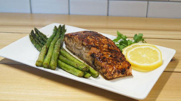 Honey Balsamic Salmon