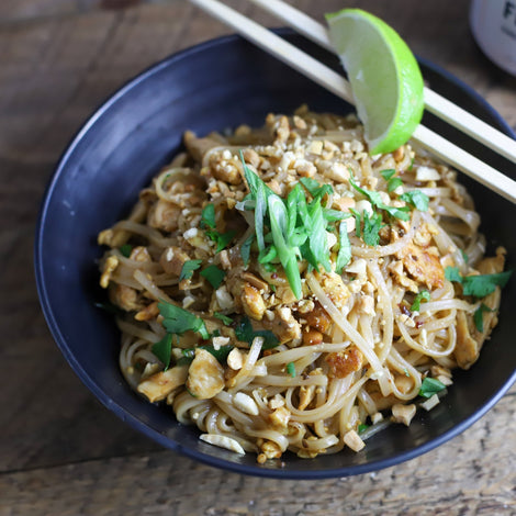 Pad Thai Fighter