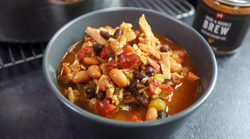 Beer Can Turkey Chili