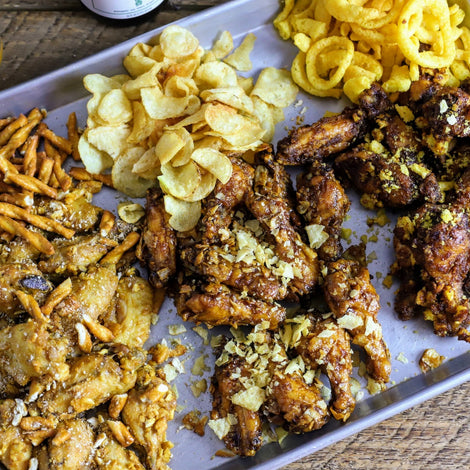 Ultimate Chip Chicken Wings