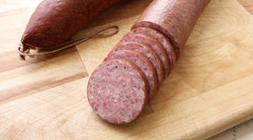Beyond the Blend: No. 500 Summer Sausage