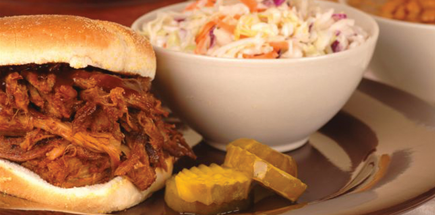 Smokehouse Recipe - Pulled Pork
