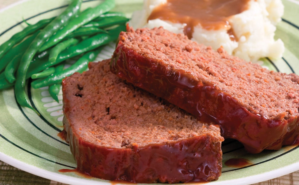 Smokehouse Recipe - Meat Loaf