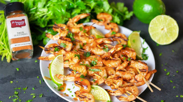 Taco Lime Shrimp