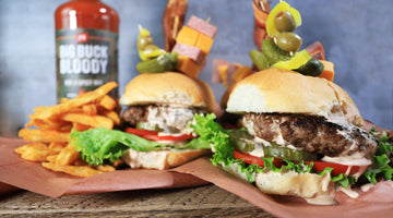 Bloody Mary Burgers