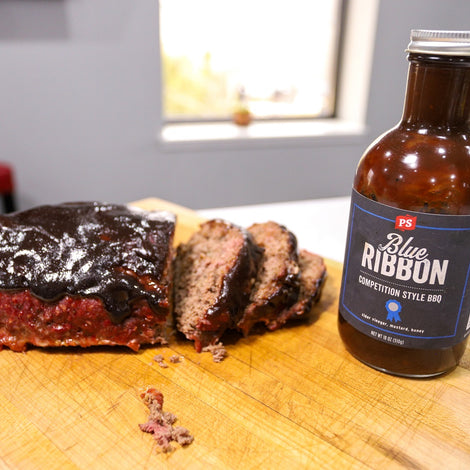 Blue Ribbon Smoked Meatloaf