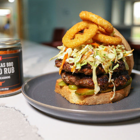 How to: Texas-Style Brisket Burgers