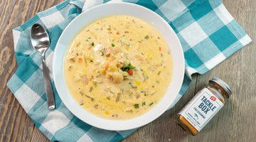 Country-Style Seafood Chowder