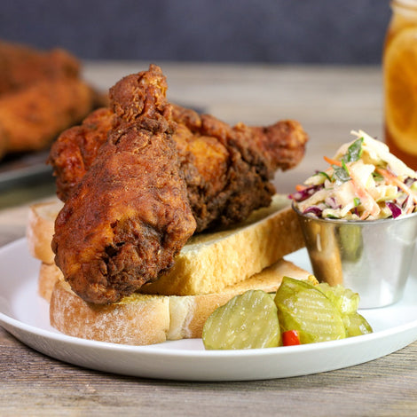 How to: Nashville Hot Chicken