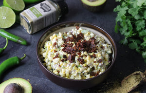 Jalapeño Bacon Street Corn Salad