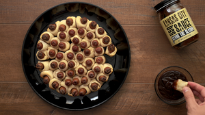 Pull-Apart Smokehouse Pigs in a Blanket