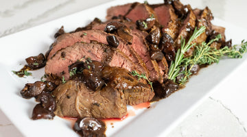 Hickory Peppercorn Roast Beef