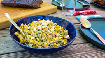 Grilled Street Corn Salad