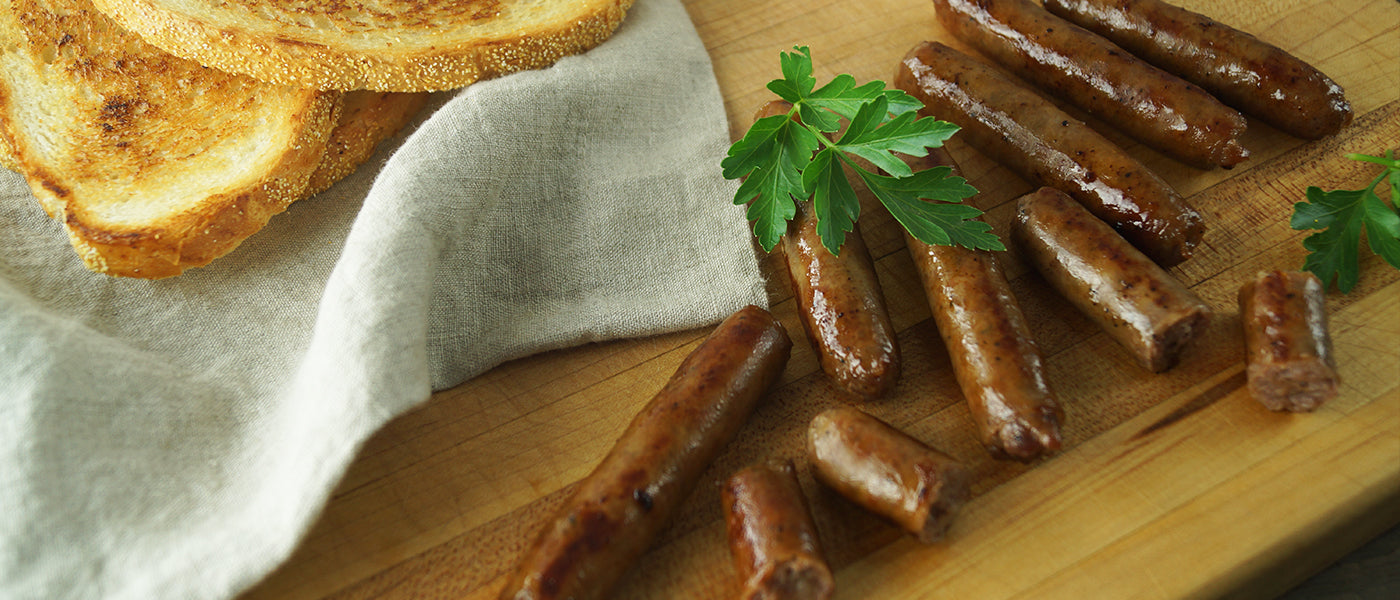 Breakfast Sausage Seasonings
