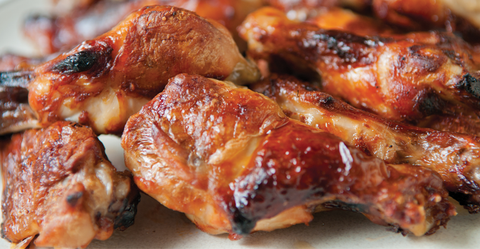 Smokehouse Recipe - BBQ Chicken