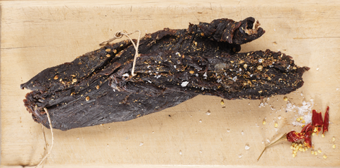 Recipe - Dried Beef/Venison