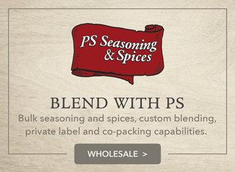 Blend WIth PS - PS Seasoning & Spices Wholesale Website