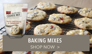 Baking Mixes - PS Seasoning & Spices