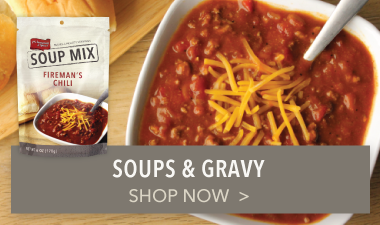 Soups & Gravy Mixes - PS Seasoning & Spices