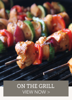 On the Grill Recipes