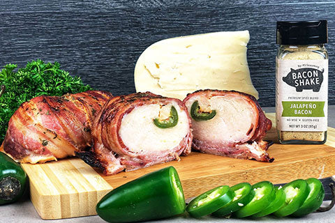 Bacon Jalapeno Chicken Bombs