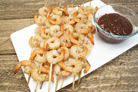 BBQ Shrimp Cocktail