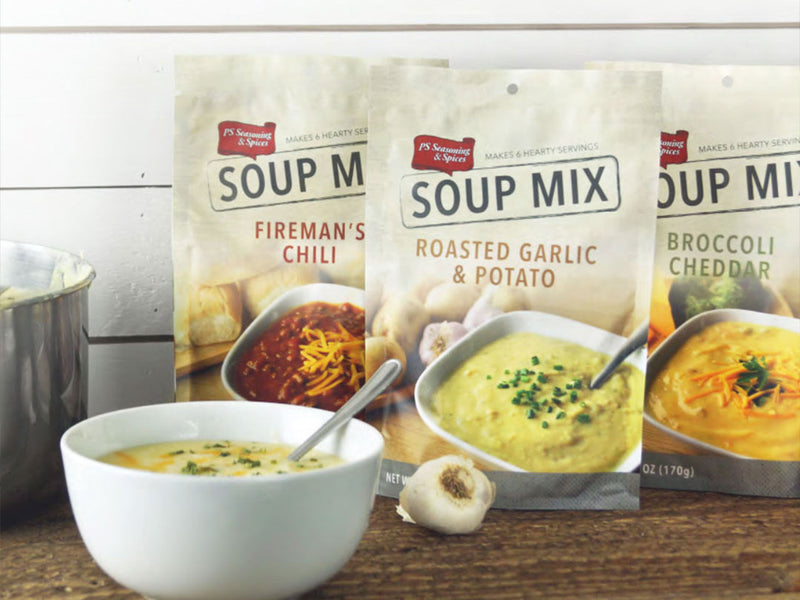 Fight Hunger With Soup