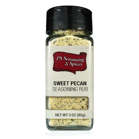 Sweet Pecan Seasoning Rub