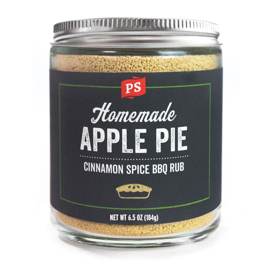 Apple Pie BBQ Rub