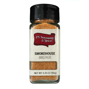 Smokehouse BBQ Rub Seasoning