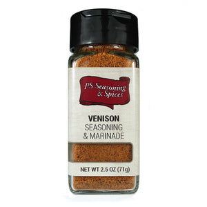 Venison Seasoning & Marinade