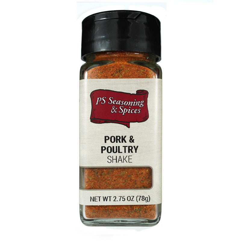 Pork & Poultry Shake Seasoning