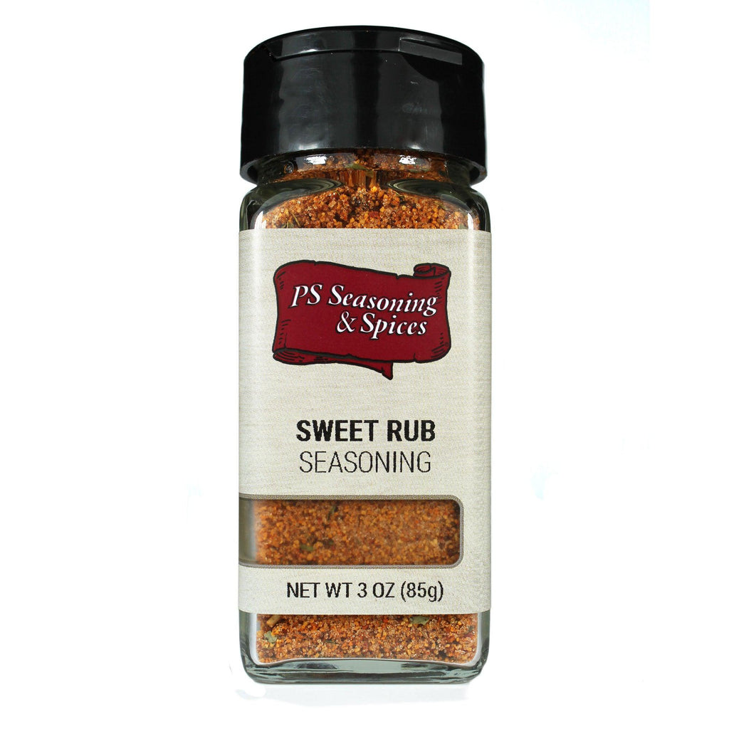 Sweet Rub Seasoning